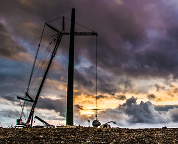 Stockage d'énergie renouvelable au Nunavik