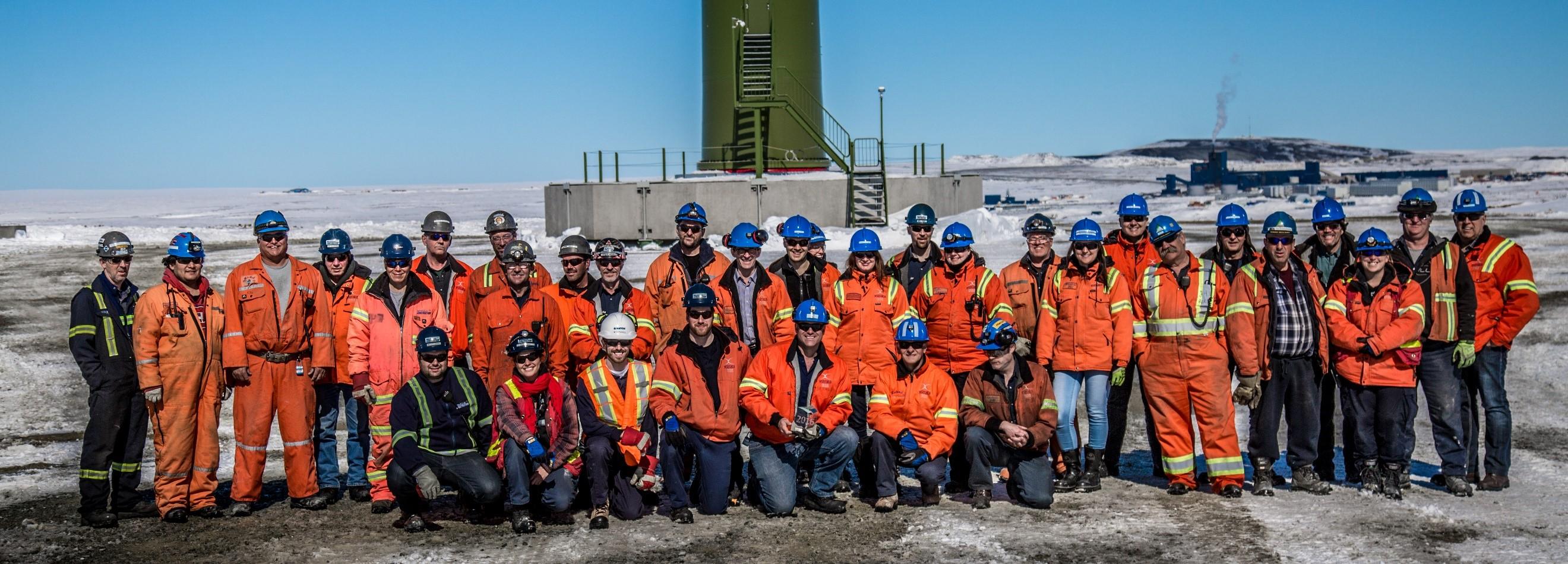 Raglan construction team