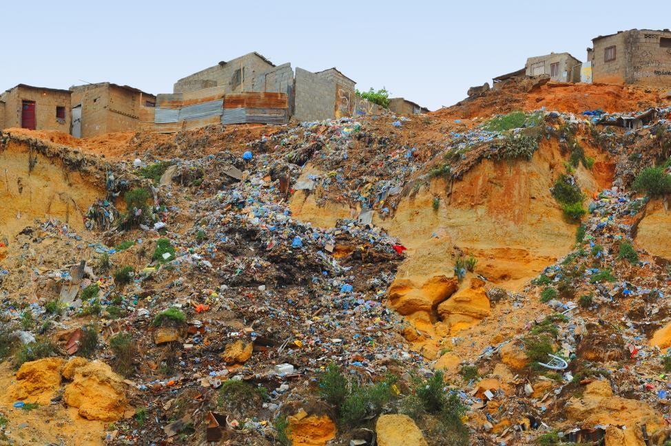 Waste river