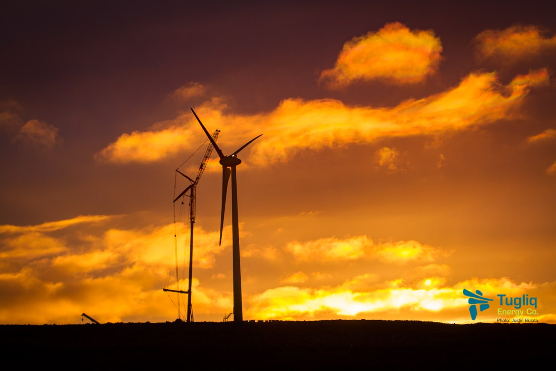 Another Clean Energy Landmark in Arctic Canada