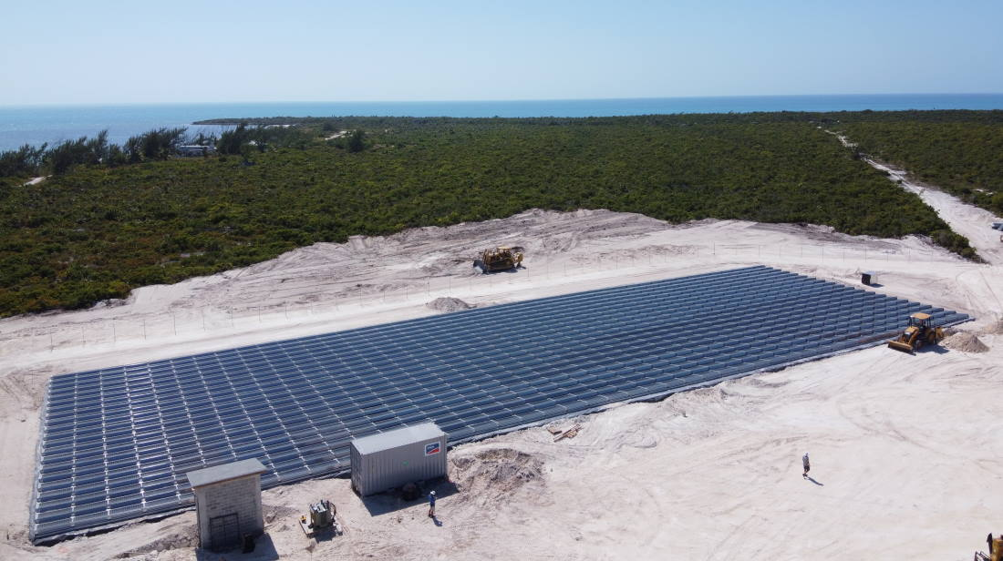 ragged island solar pv - Nouvelles