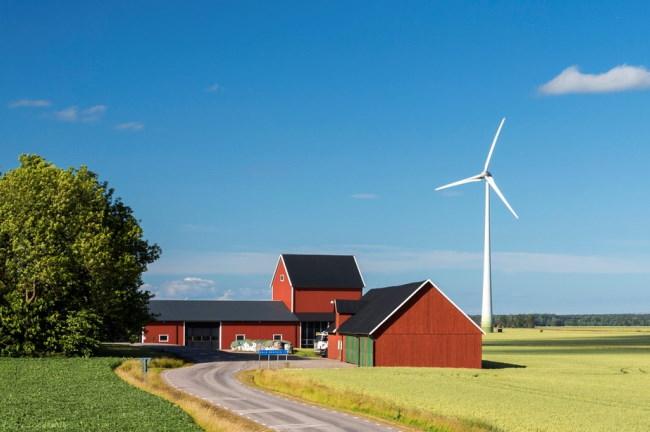 eolienne domestique - Éolienne