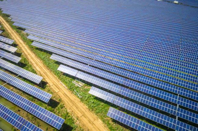 parc solaire - Solaire