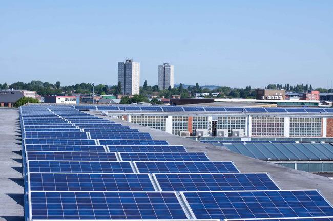 solaire sur toit - Solaire