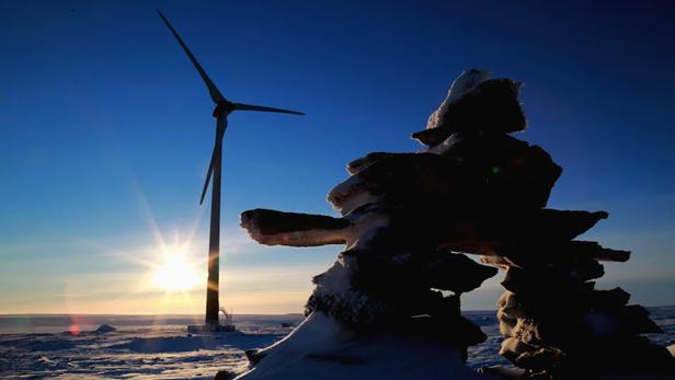 L'industrie minière du Grand Nord voit l'avenir en vert